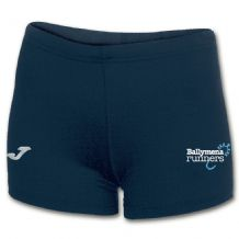 Ballymena Runners Womens Brama Lycra Shorts Adults 2019